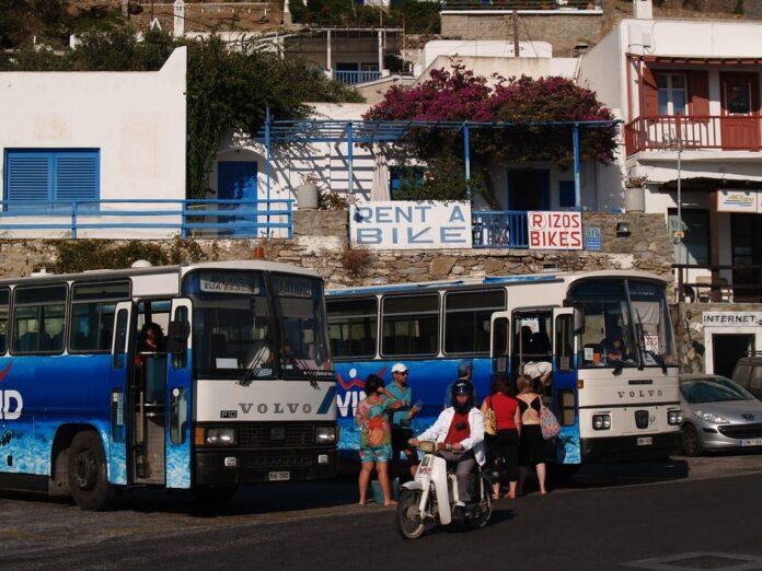 Mykonos Transportation