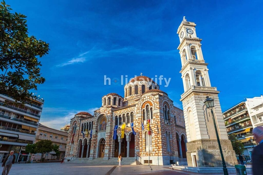 Volos Cathedral Church of St. Nicholas, Greece