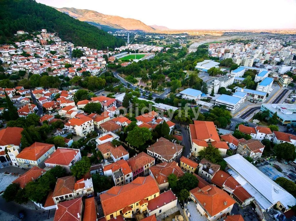 City of Xanthi, Greece
