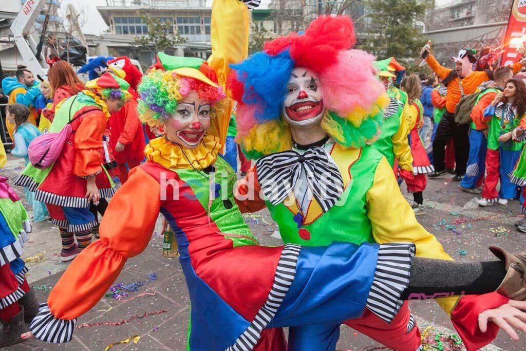 Carnival of Xanthi, Greece