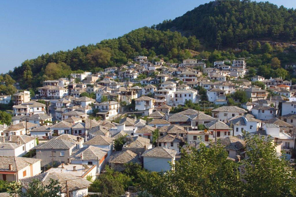 Thassos Villages