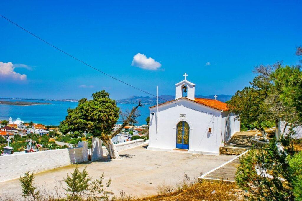 Agistri Churches