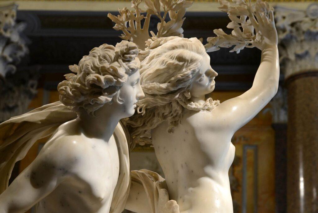Myth of Apollo and Daphne