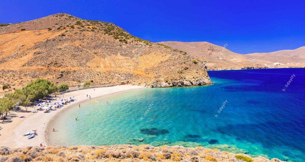 Astypalaia island (Astypalea), Greece