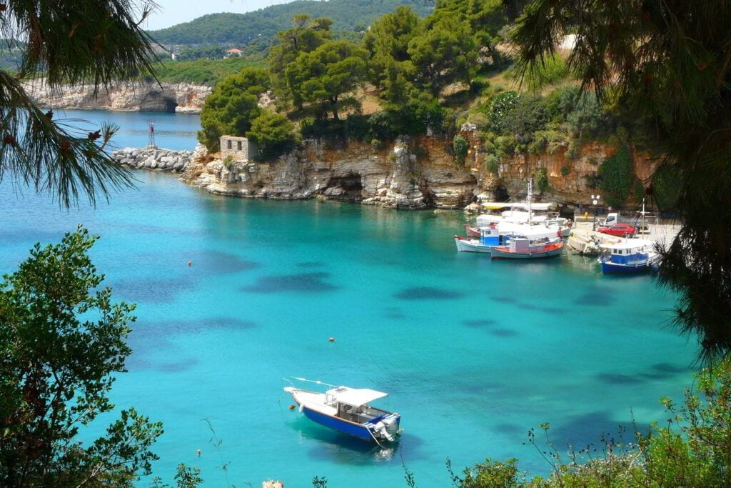 Alonissos Island, Sporades
