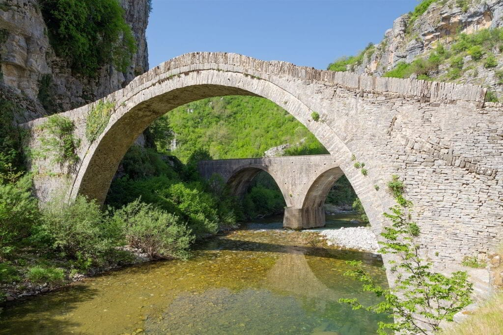 Zagori Bridge, Greece