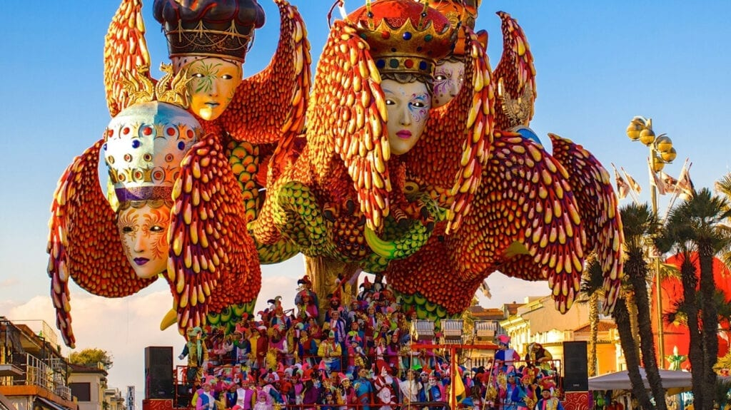 Carnival of Patras, Greece