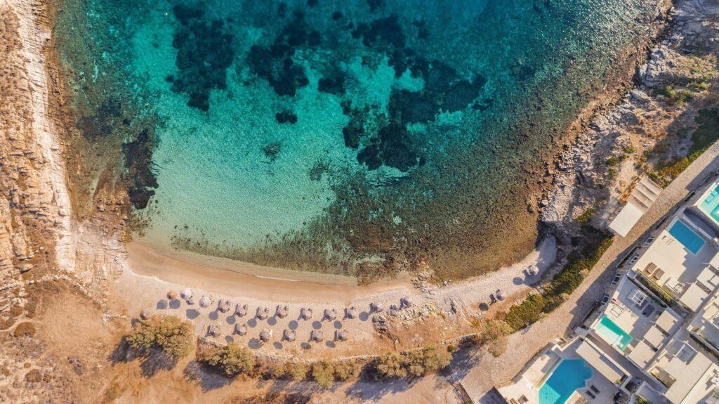 Casa Del Mar Beach, Mykonos