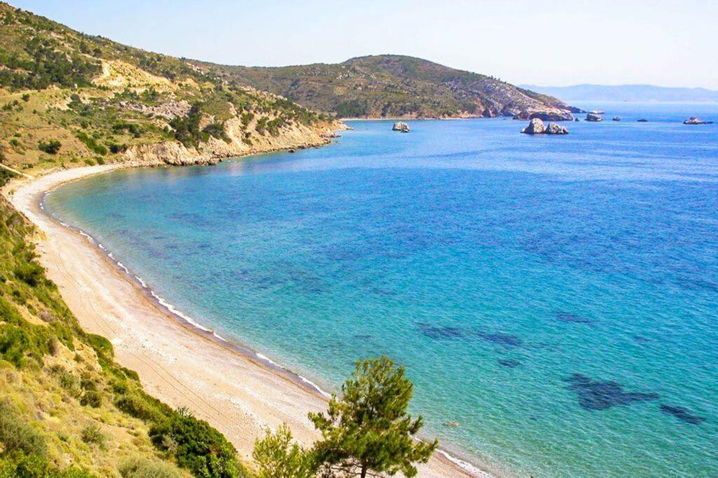 Gerita beach