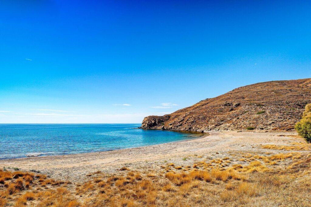 Lampsa beach