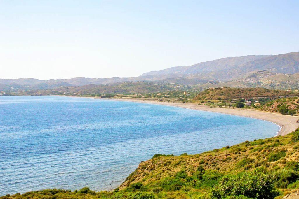 Managros beach