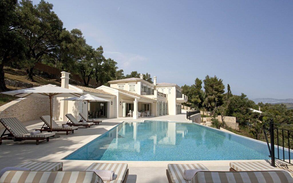 Luxury Destinations in Corfu