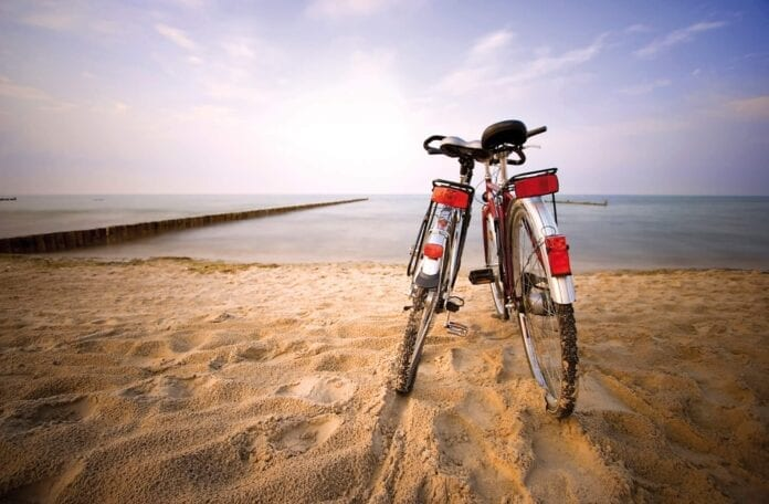 Biking and Cycling Routes on Thassos