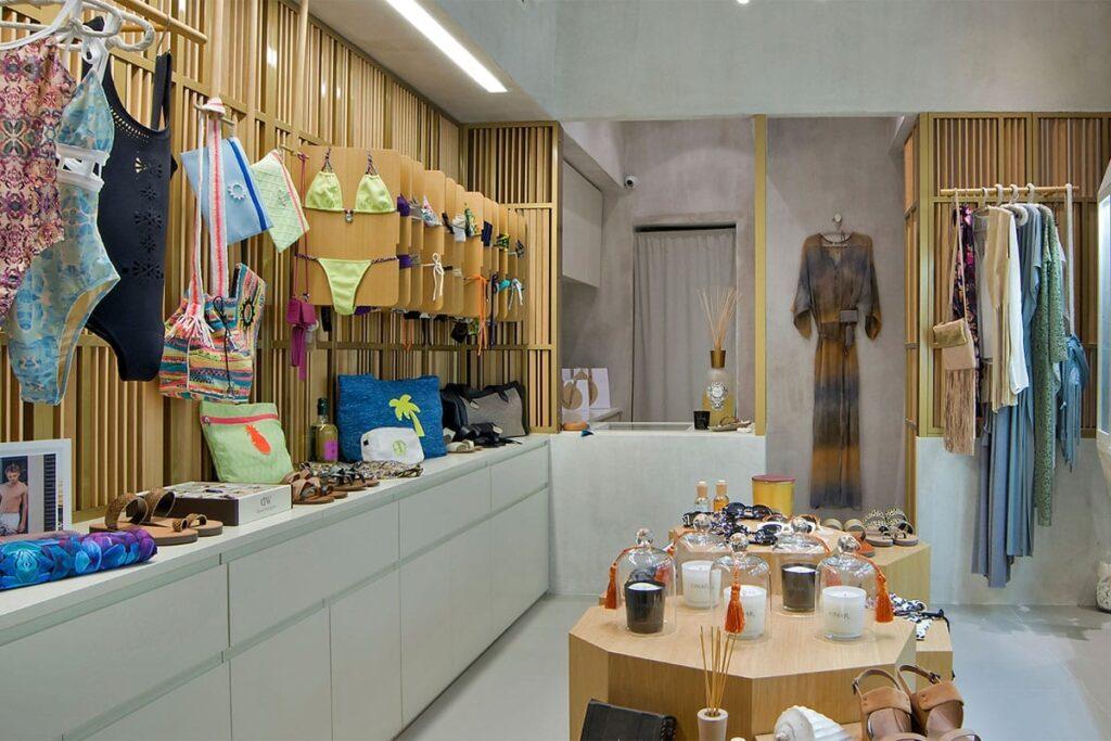 DEW, Mykonos Shopping