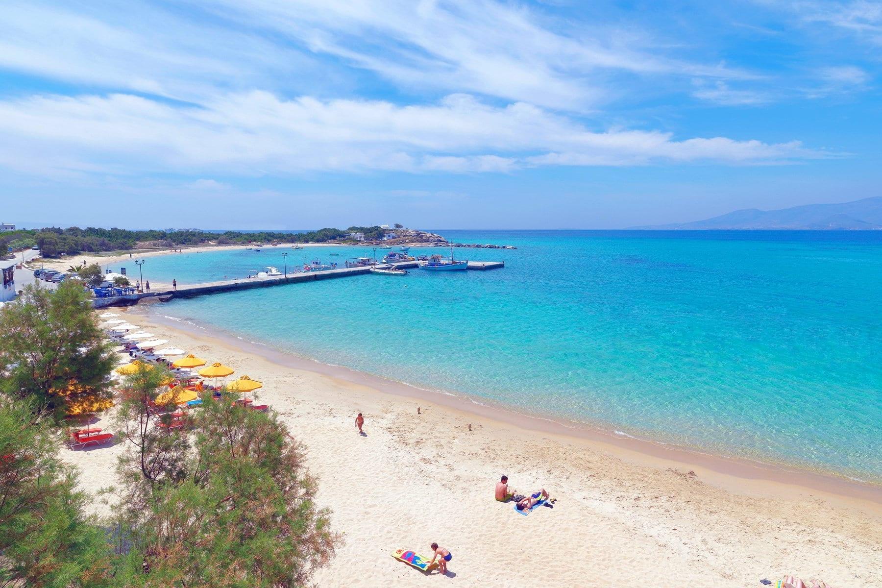 En Güzel Yunan Adaları: Naxos