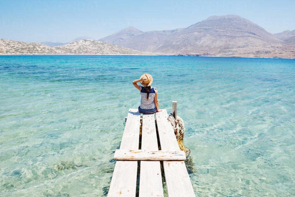 Cyclades Islands: Amorgos