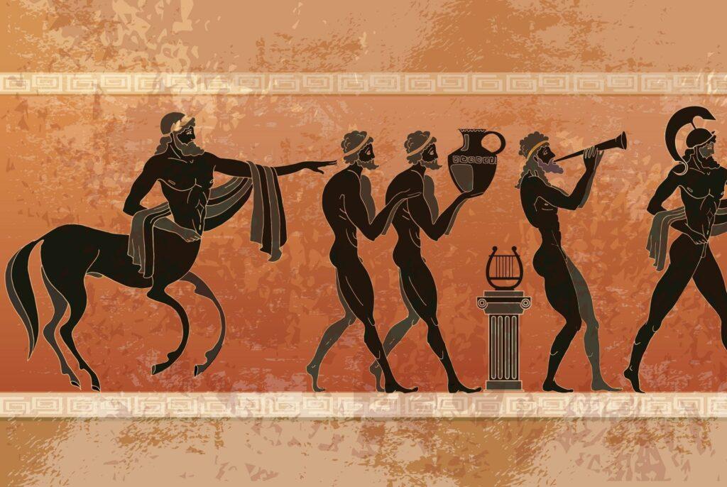 Mythology of Greece