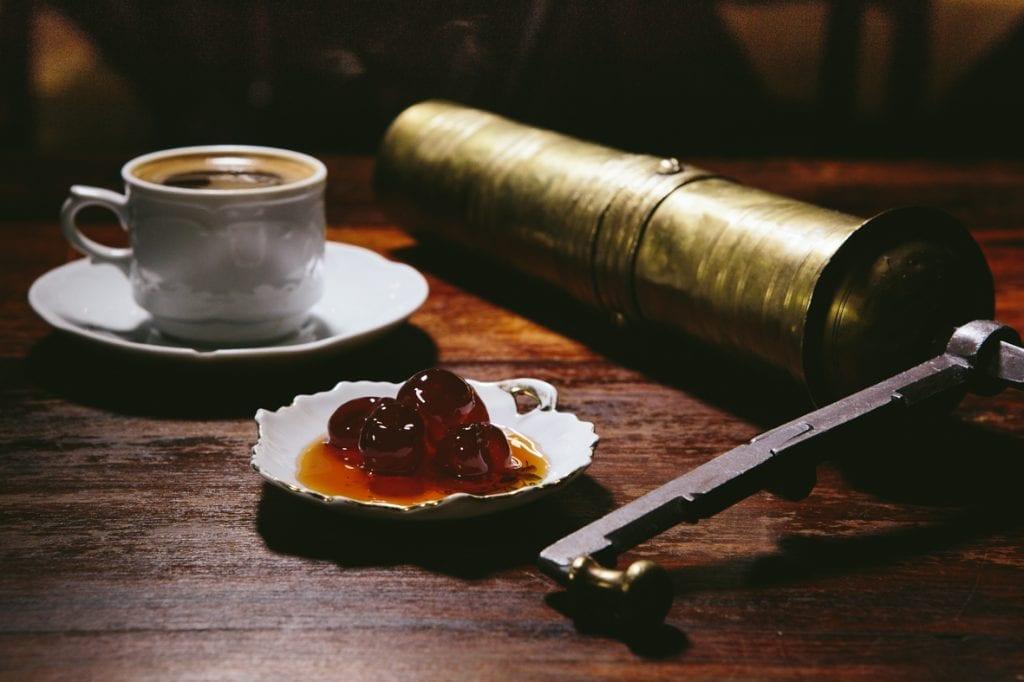 Yunan Kahvesi - Yunanistan İçecekleri