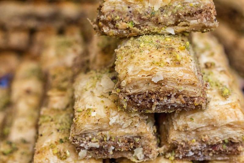 Baklava - Yunan Tatlıları