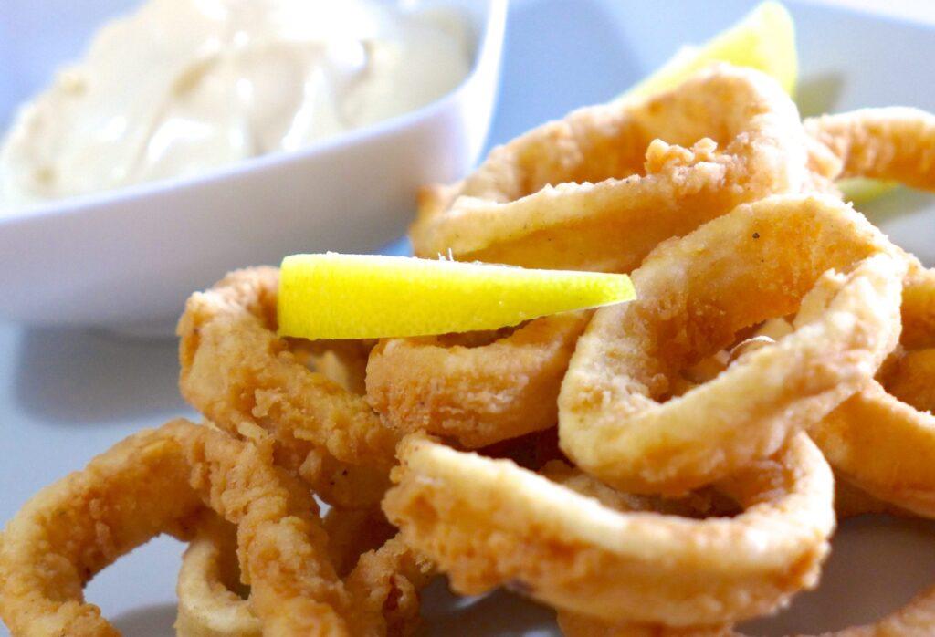 Calamari - Greek Foods