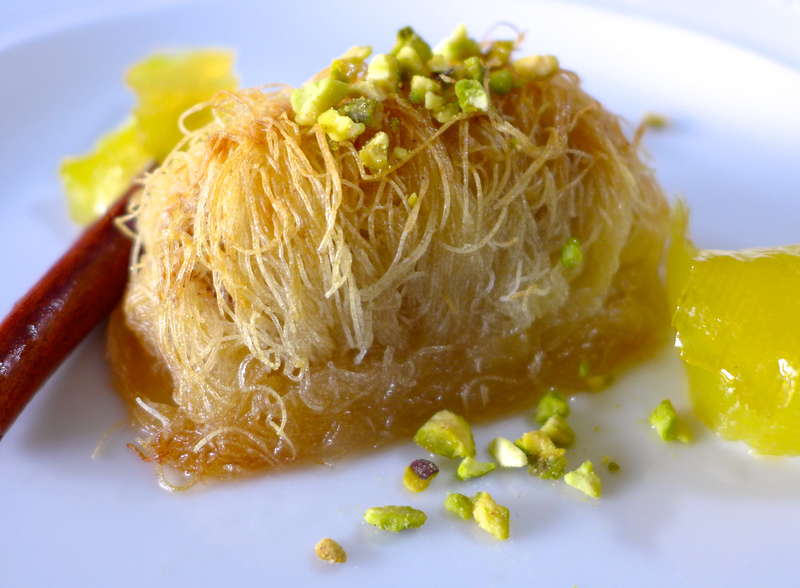 Kataifi (Kadayıf) - Yunan Tatlıları