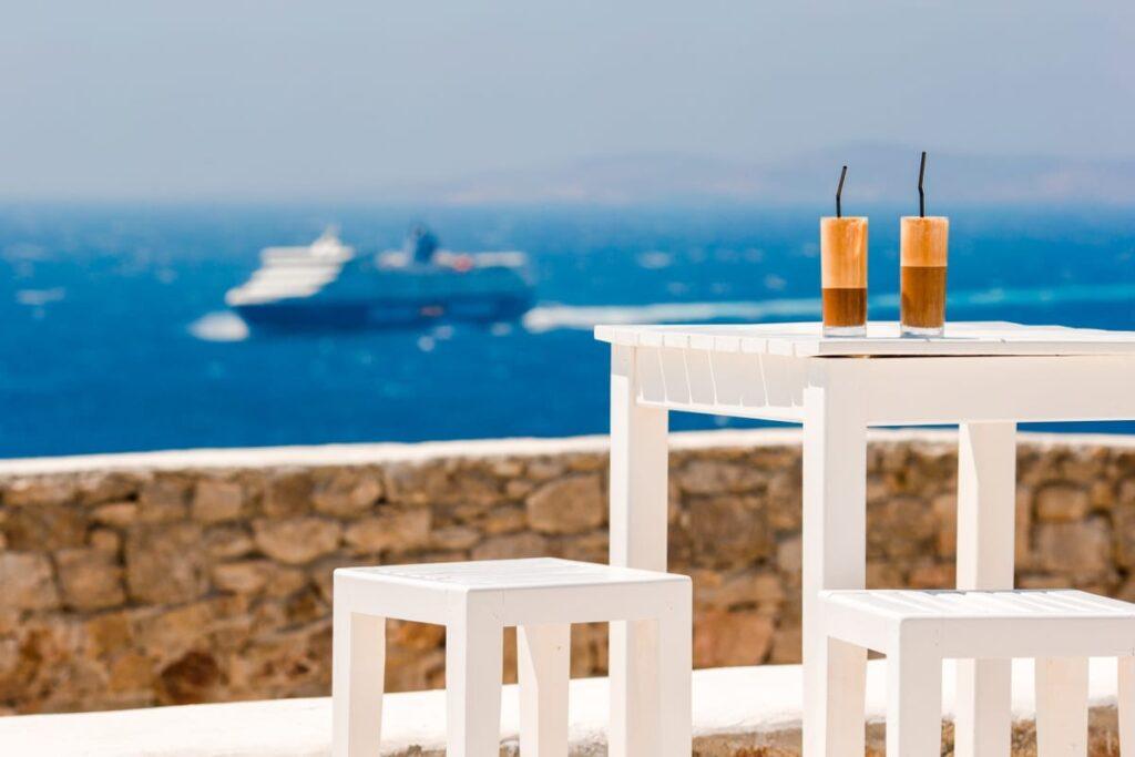 Greek Frappe - Greek Coffee