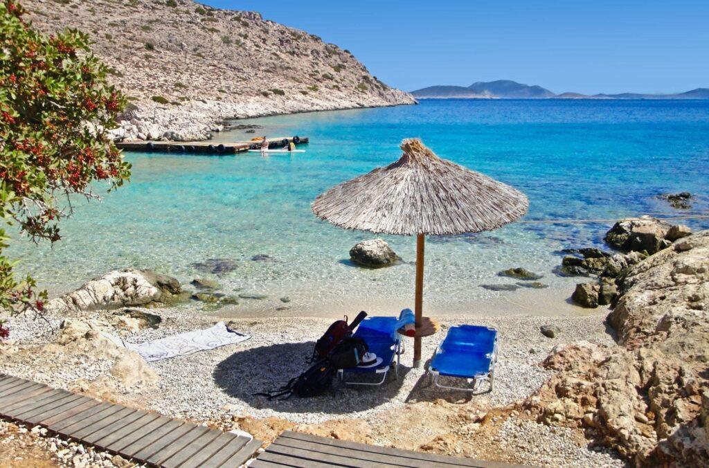 Halki Beaches