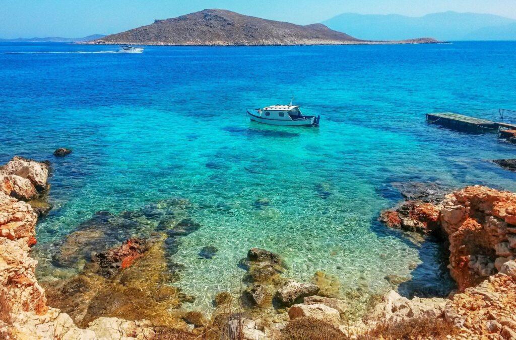 Halki Island, Greece