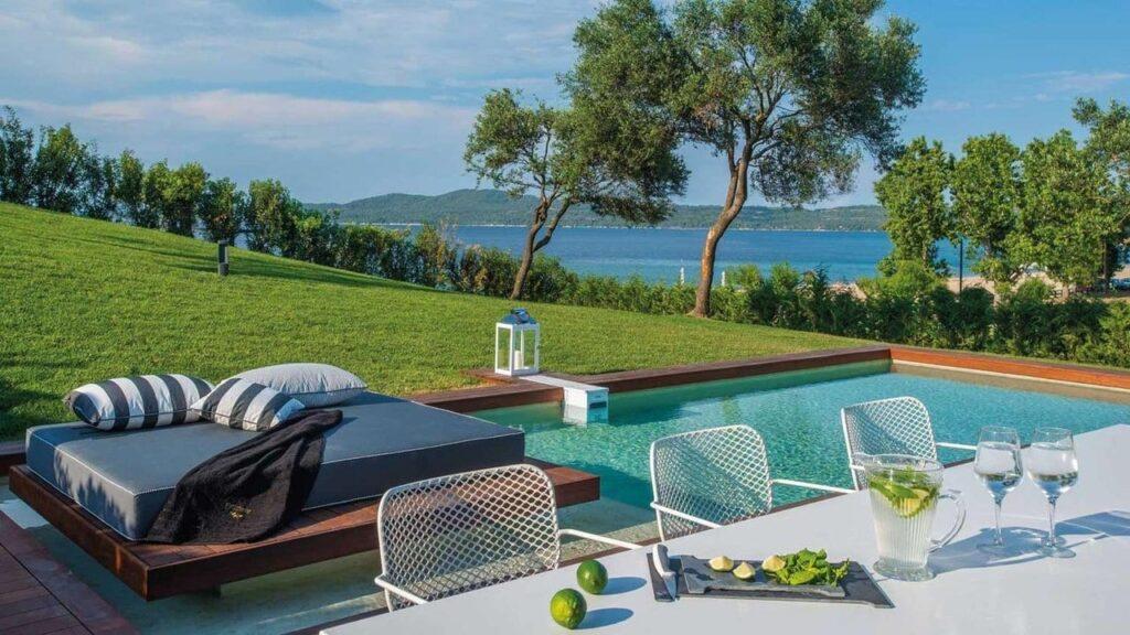 Luxury Destinations in Halkidiki