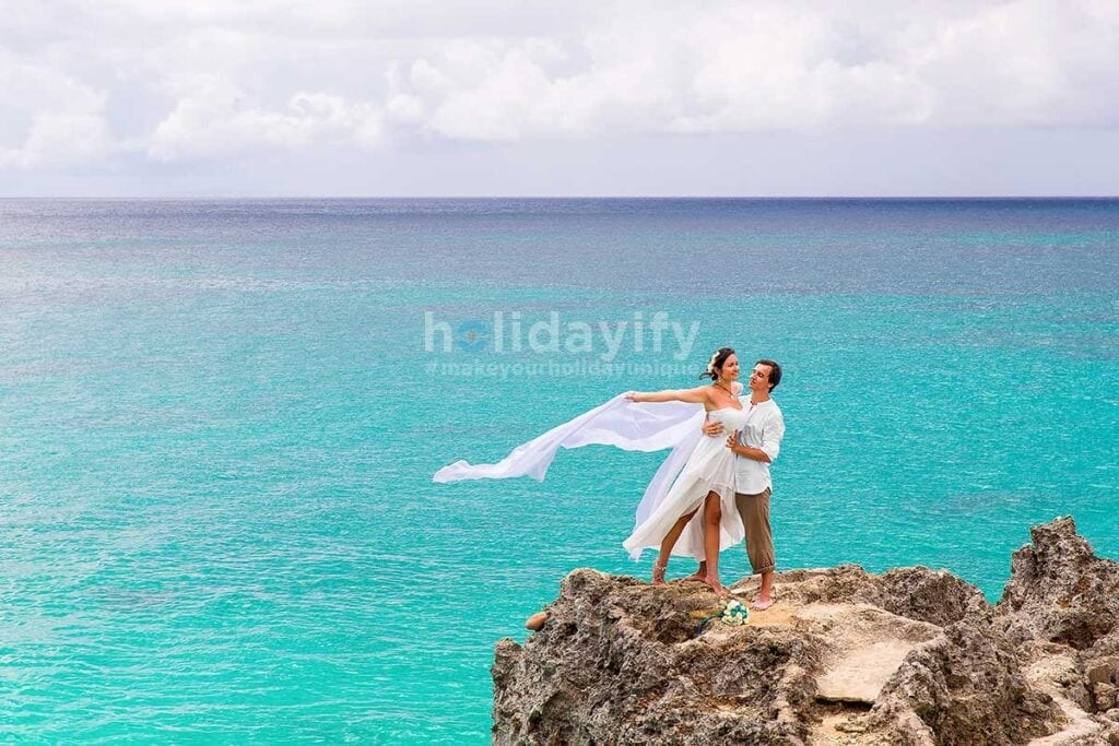 Honeymoon and Wedding in Greece