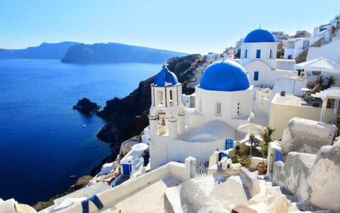 Santorini, Greek Island
