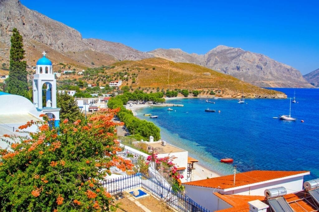 How to get to Kalymnos
