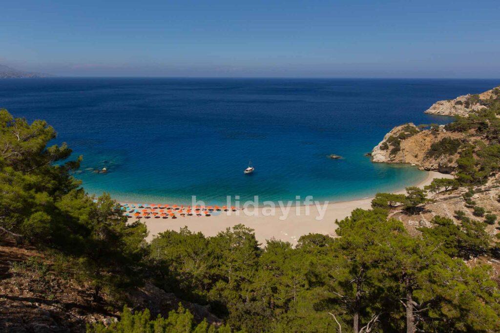 Apella Beach, Karpathos Island, Greece