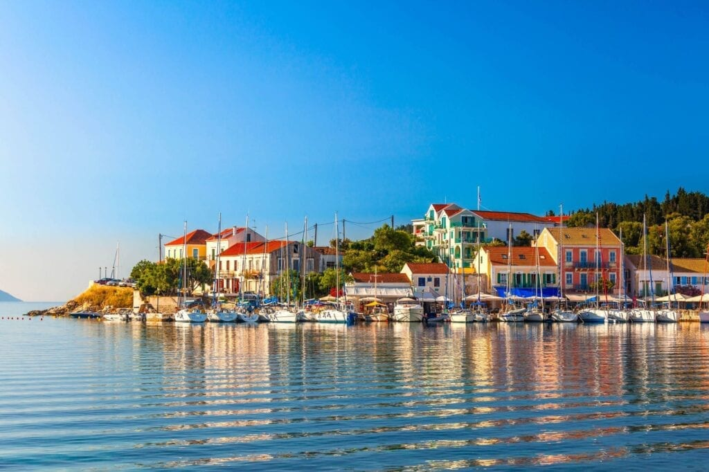 Villages in Kefalonia