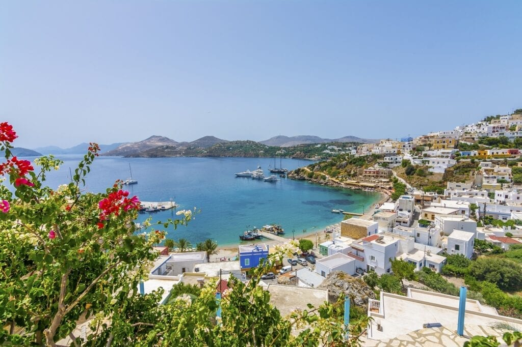 Where to stay in Leros island