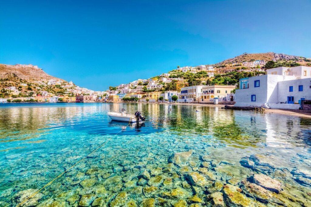 Leros travel guide