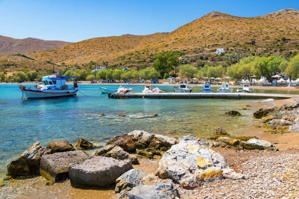 Beaches of Leros