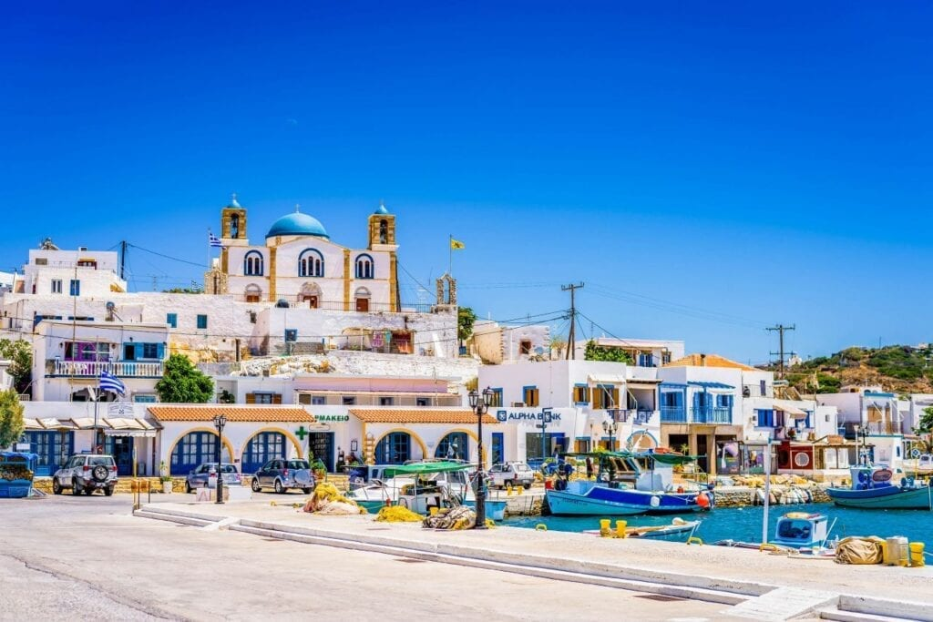 Where to stay in Lipsi