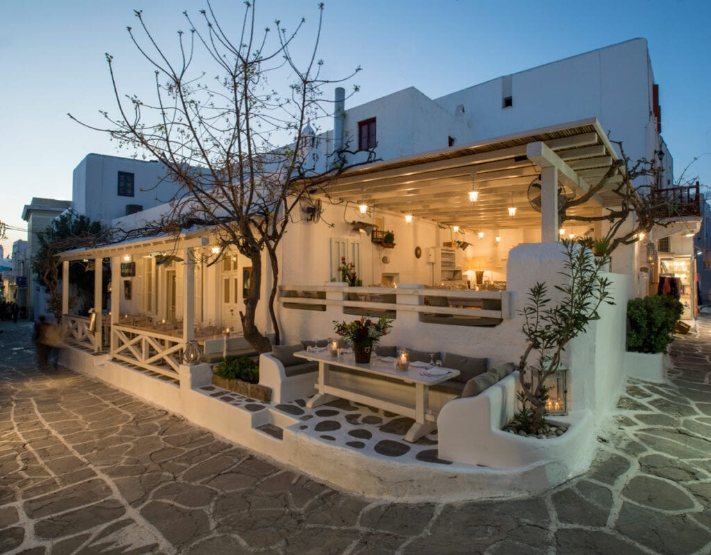 M-eating, Best Restaurants in Mykonos