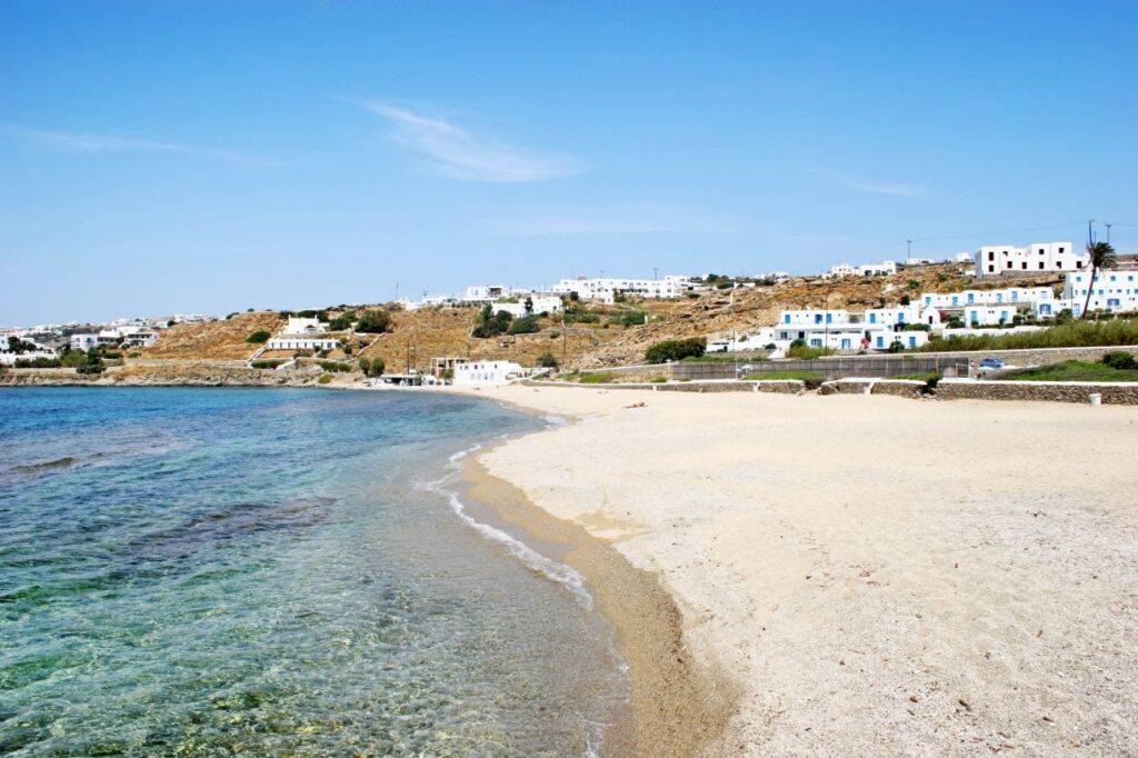 Megali Ammos Beach, Mykonos