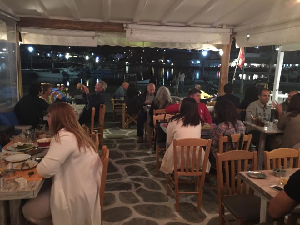 Captain's, Best Restaurants in Mykonos Town