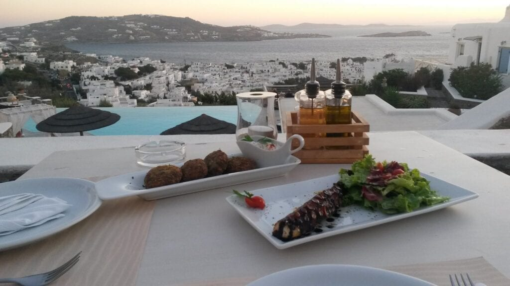 Karavaki, Best Restaurants in Mykonos Town