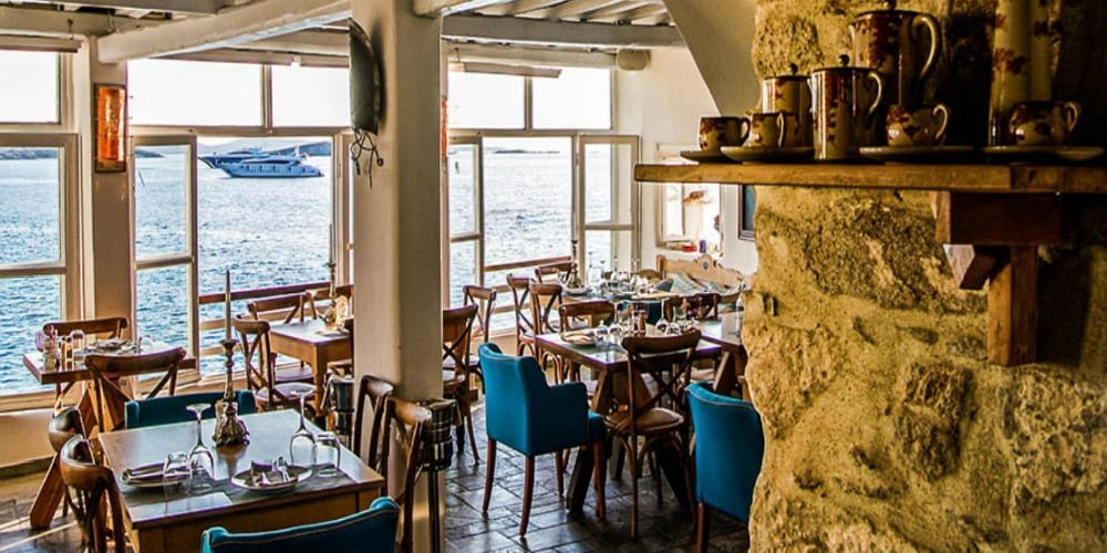 Kastro's, Best Restaurants in Mykonos Town