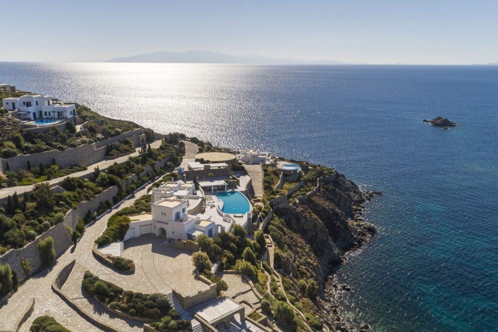 Luxury Destinations in Mykonos