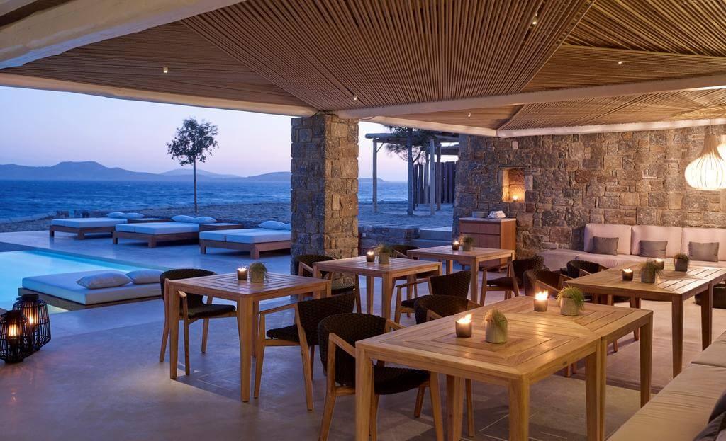Bill & Coo, Mykonos Best Restaurants