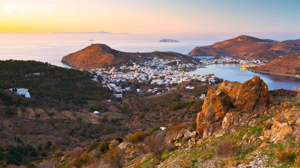 Villages of Patmos