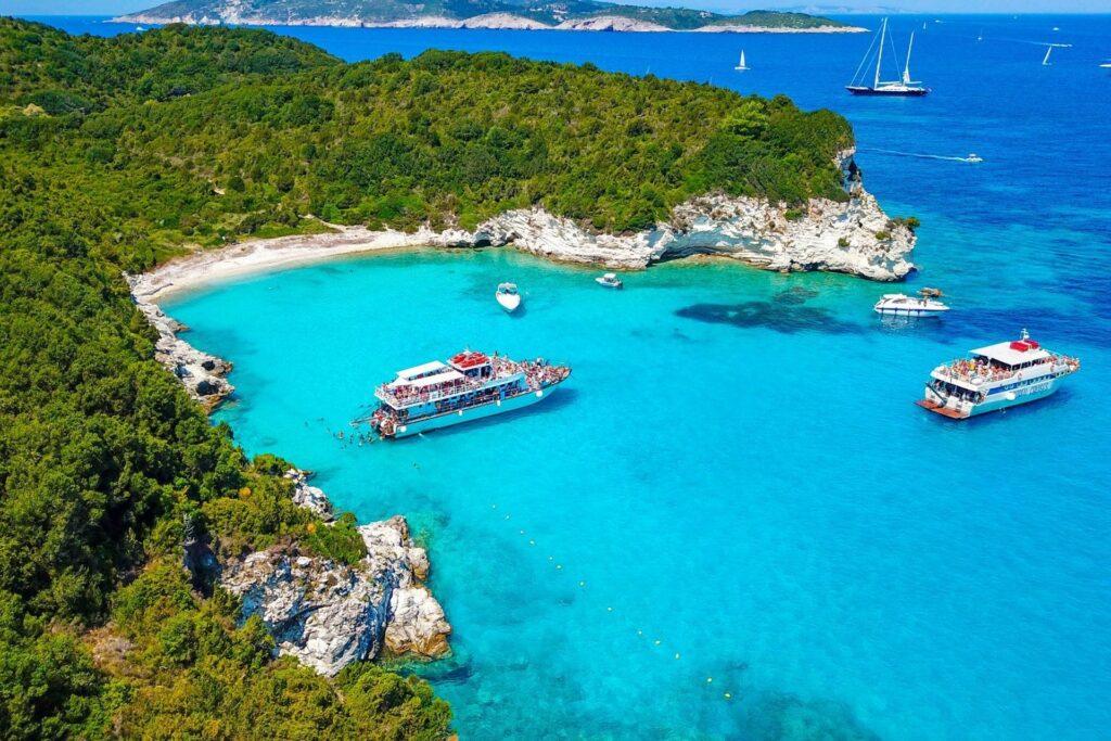 Paxi Greece