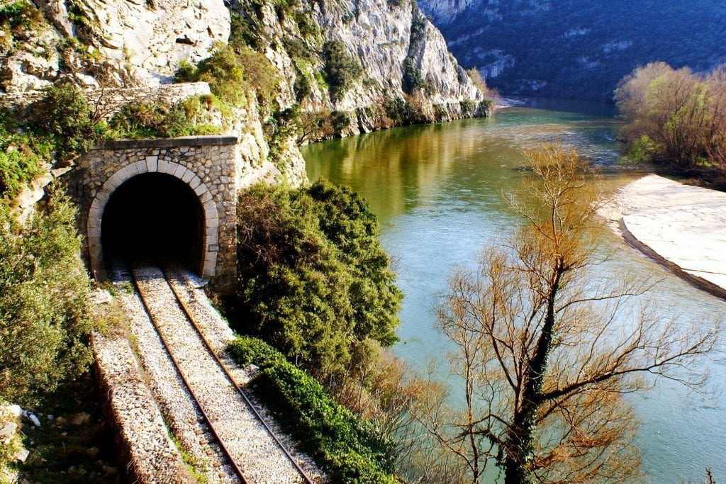Nestos River, Xanthi, Greece