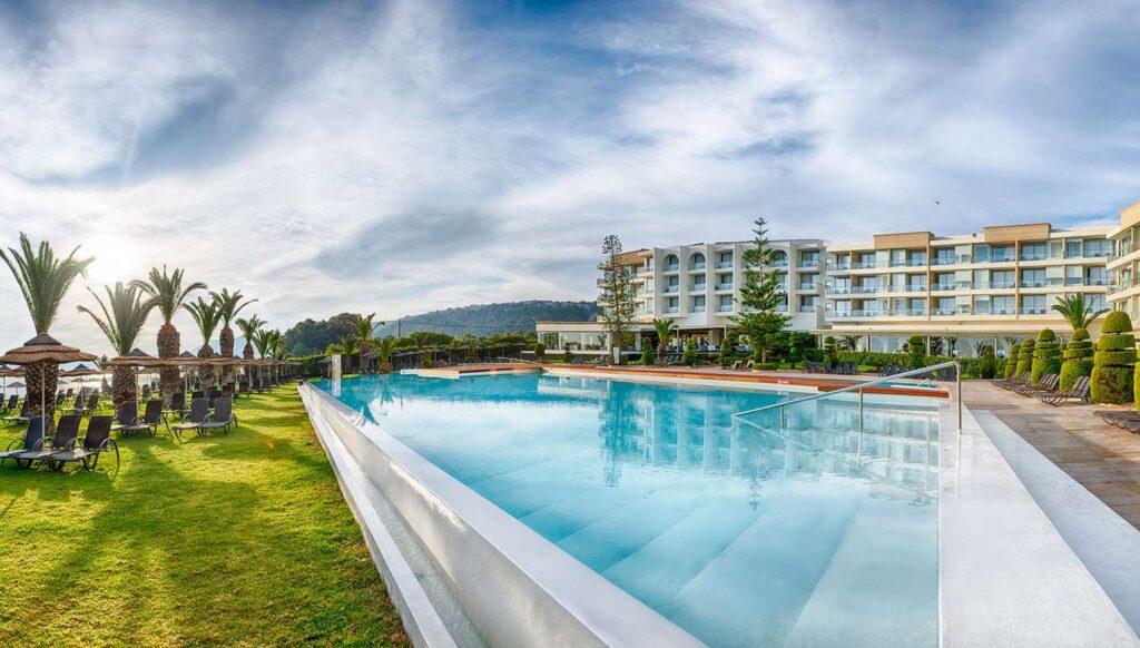 Sentido Ixian Grand Hotel, Rhodes Island, Greece