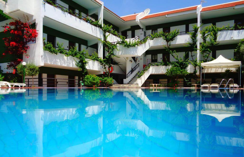 Terinikos Apart Hotel, Rhodes Hotels, Greece